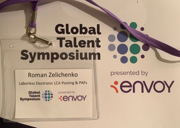 Envoy Global 2019 Global Talent Symposium - The Future Of Global Mobility And Technology