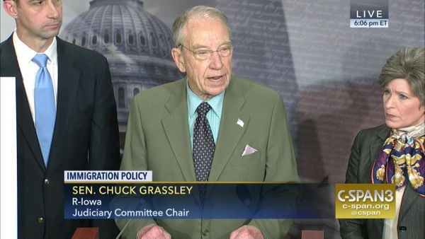 What Senator Grassley's LCA Proposal Says About The Federal Government